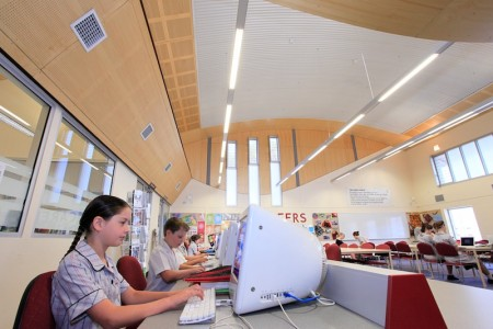 R-12 College Library Redevelopment