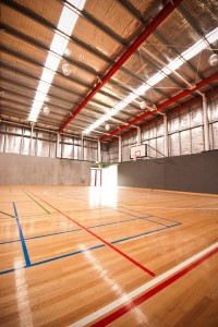 Gymnasium at Aldinga
